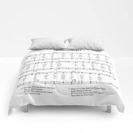Hymn - Amazing Grace Comforters