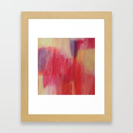 The Painted. Framed Art Print