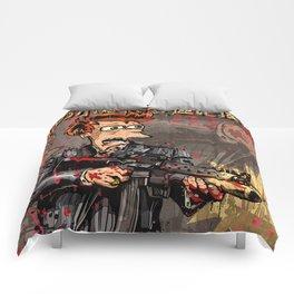 Fryface Comforters