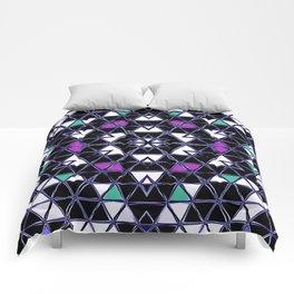 Brilliant Star Triangle Pattern Comforters