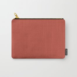 Summer Fig | Pantone Fashion Color | Fall : Winter 2019-2020 | London | Solid Color Carry-All Pouch