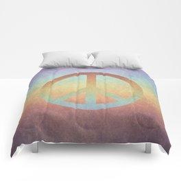 Peace V Comforters
