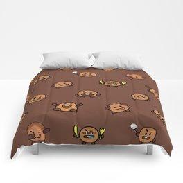 BT21 - Cute Shooky Comforters