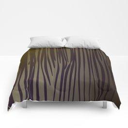 wood design Lines // Chocolate Comforters
