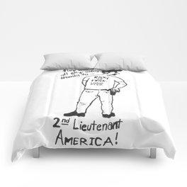 Guns N Grocers Comforters