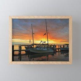Guide You  Home- horizontal Framed Mini Art Print