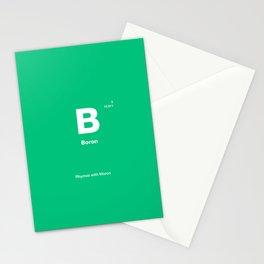 Boron Stationery Cards