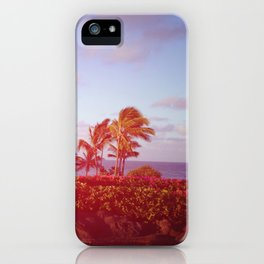 Kauai Morning iPhone Case