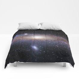 Andromeda Galaxy Comforters