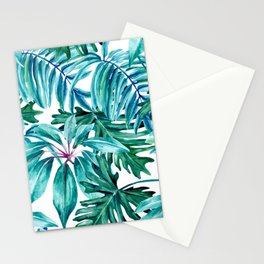 Tropical jungle II Stationery Cards