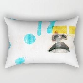 Those Lips Rectangular Pillow