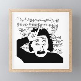 You just don't get it - humor Framed Mini Art Print