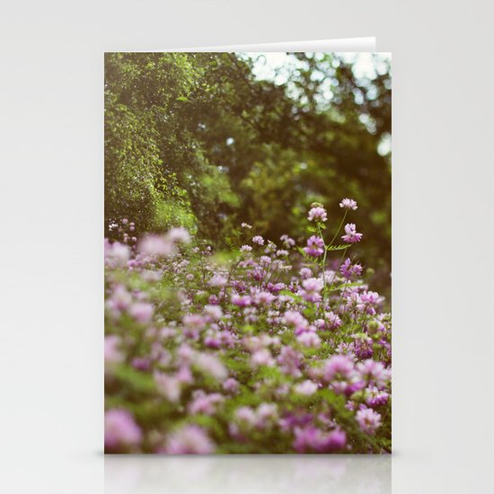 Among the Wildflowers Stationery Cards