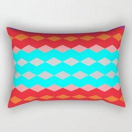 in through the earth Rectangular Pillow