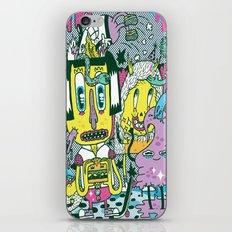 Catching Ideas. iPhone & iPod Skin