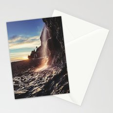 Bay of Fundy Waterfall Stationery Cards