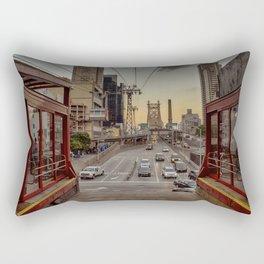 Summer Sunsets Rectangular Pillow
