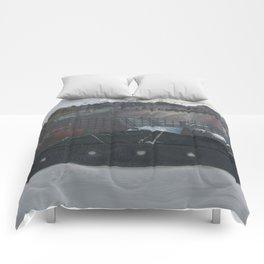 Folsom Street Fair Comforters