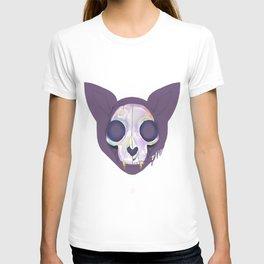 Cat Skeleton T-shirt