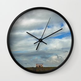 The Greatest and the Small Wall Clock