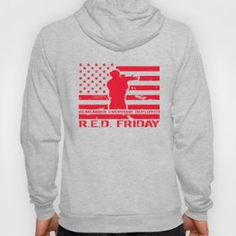 RED Friday Hoody