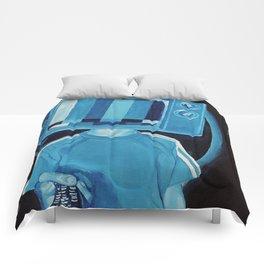 Brain Wash Comforters