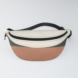 Abstract Geometric 01E Fanny Pack