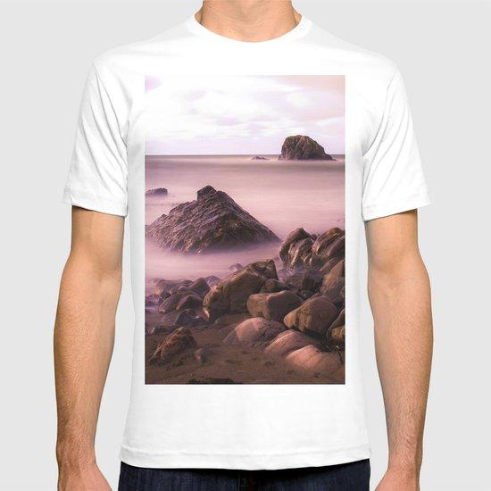 Black Rock, Widemouth Bay, Bude, Cornwall, England, UK T-shirt