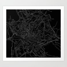 Ancient Rome Art Print