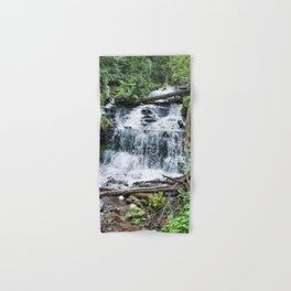 Wagner Falls, Munising, Michigan Hand & Bath Towel