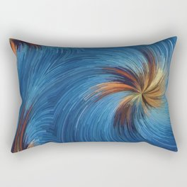 Windy Palms Rectangular Pillow