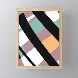 Design Art V Framed Mini Art Print