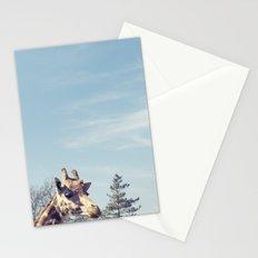 giraffe... Stationery Cards