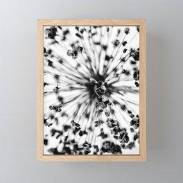 Spherical Framed Mini Art Print
