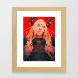 Zenos Yae Galvus: Hemlock Framed Art Print