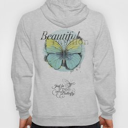 Beautiful Papillon ( butterfly ) Hoody