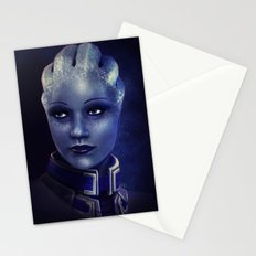 Mass Effect: Liara T'soni Stationery Cards