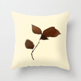 Autumn Rebirth Throw Pillow