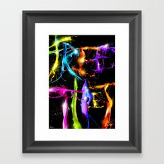 Free Tibet Framed Art Print