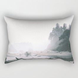 Washington Coast Rectangular Pillow