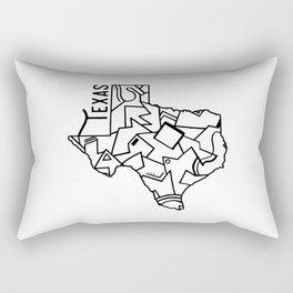 Texas Strong Rectangular Pillow