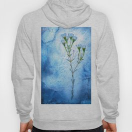 Icy Floral (Color) Hoody