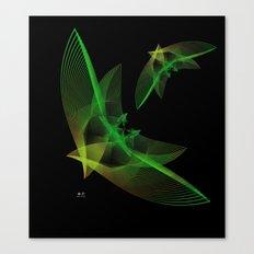 In Flight 4 of 5 Series Canvas Print