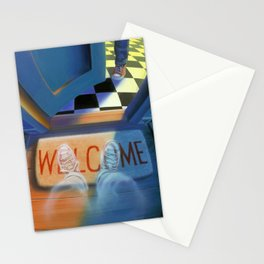 The Ghost Next Door Stationery Cards