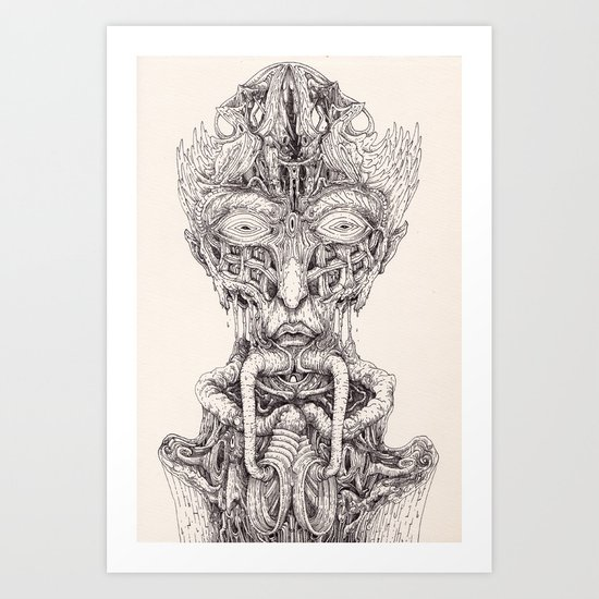 LCW Art Print