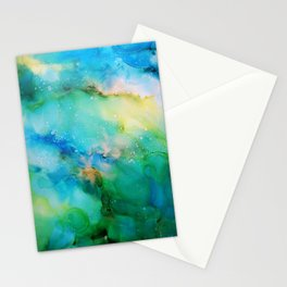 Blellow Stationery Cards
