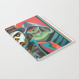 Baron Samedi Notebook