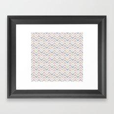 Speckled Spring Framed Art Print