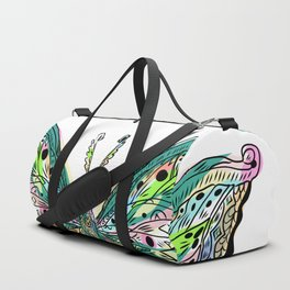 Fly Butterfly Duffle Bag