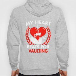 My Heart Beats For Vaulting Hoody